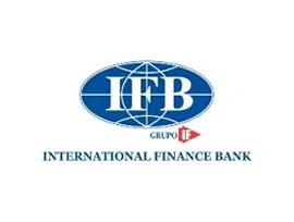 International Finance Bank logo