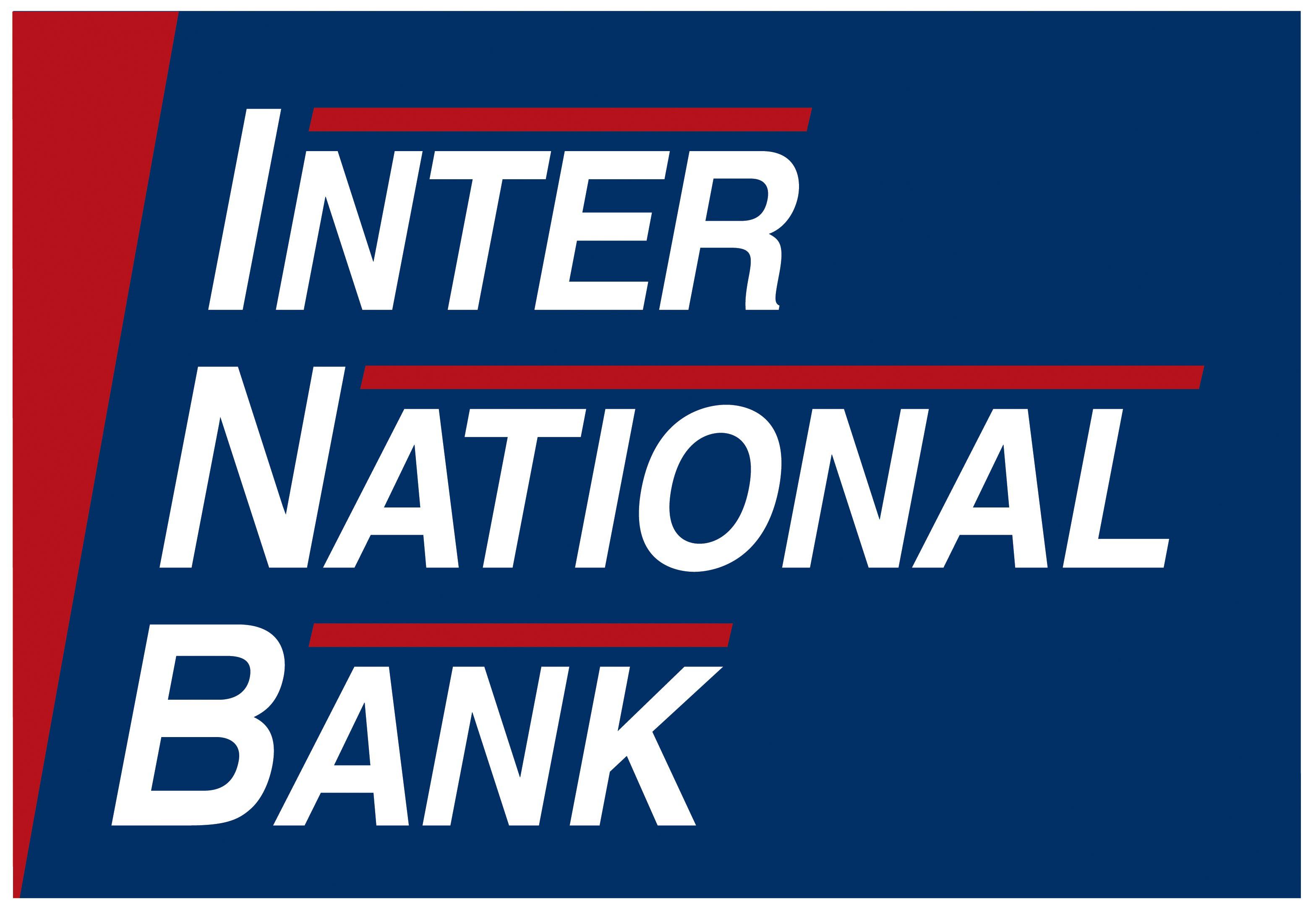 Inter National Bank logo