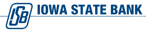 Iowa State Bank logo