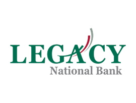 Legacy National Bank logo