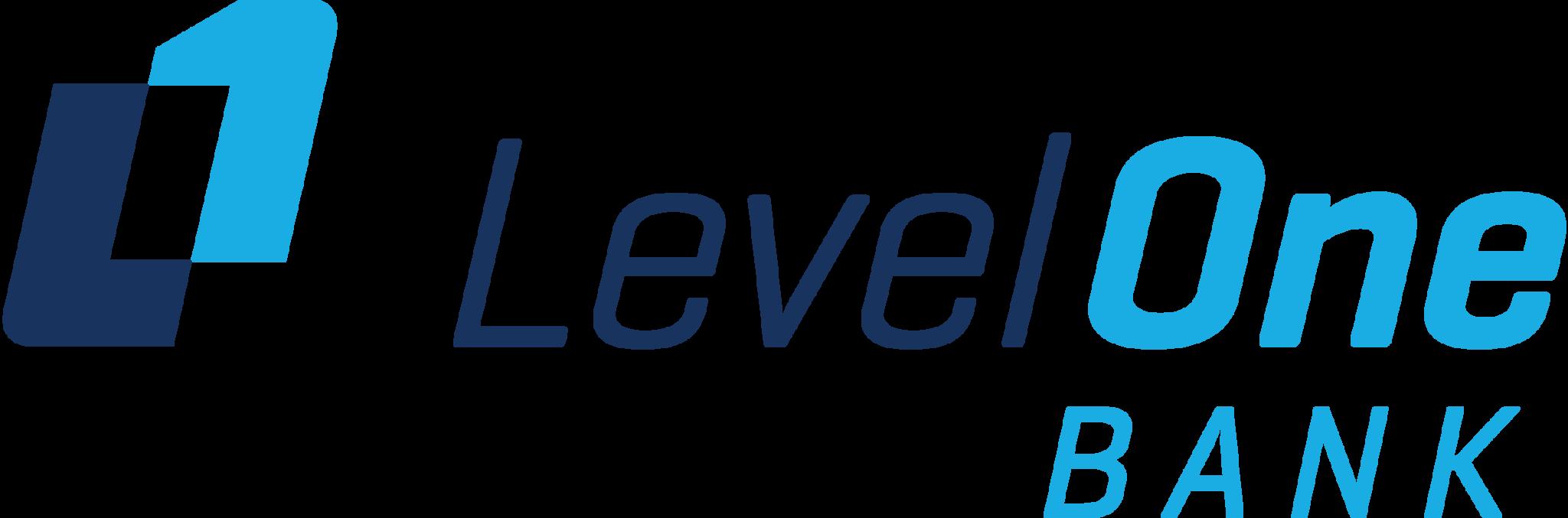 Level One Bank logo