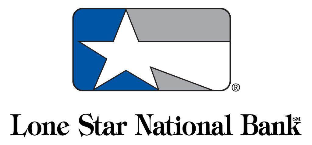 Lone Star National Bank logo