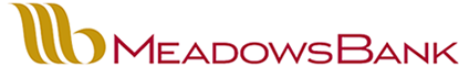 Meadows Bank logo