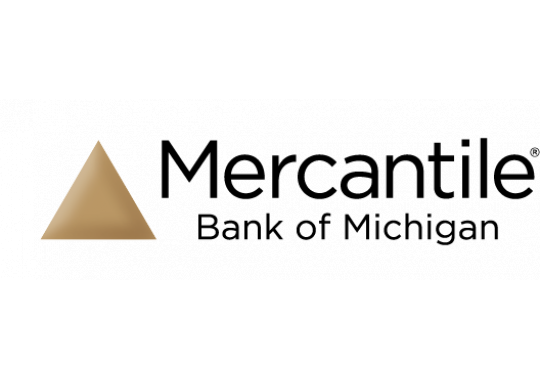 Mercantile Bank of Michigan logo
