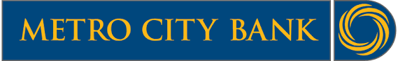Metro City Bank logo