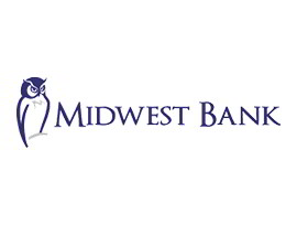 Midwest Bank logo