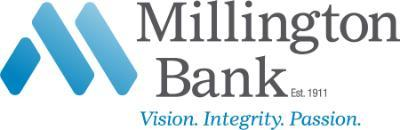 Millington Bank logo