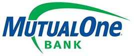 MutualOne Bank logo