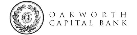 Oakworth Capital Bank logo