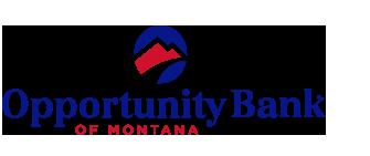 Opportunity Bank of Montana logo