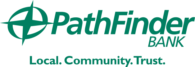 Pathfinder Bank logo