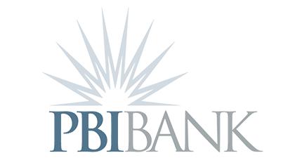 PBI Bank logo