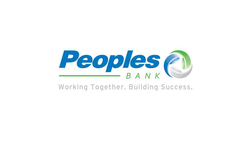 Peoples Bank logo