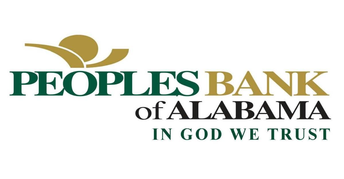 Peoples Bank of Alabama logo
