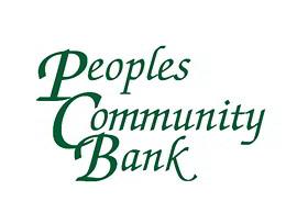 Peoples Community Bank logo