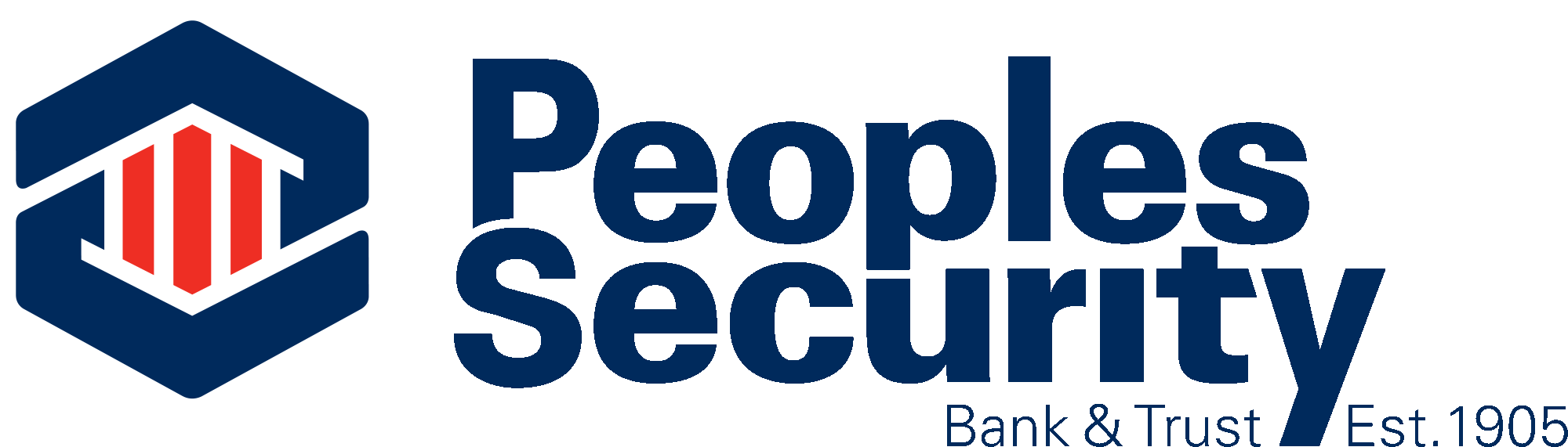 Peoples Security Bank and Trust Company logo