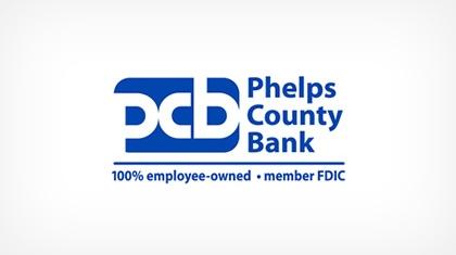 Phelps County Bank logo