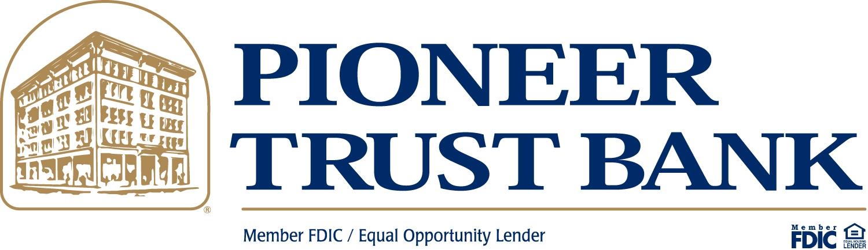 Pioneer Trust Bank logo
