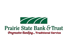 Prairie State Bank and Trust logo