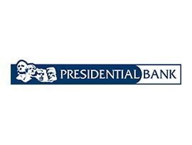 Presidential Bank logo