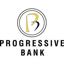 Progressive Bank logo