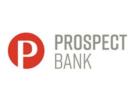 Prospect Bank logo