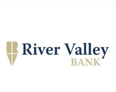 River Valley Bank logo