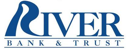River Bank & Trust logo