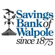 Savings Bank of Walpole logo