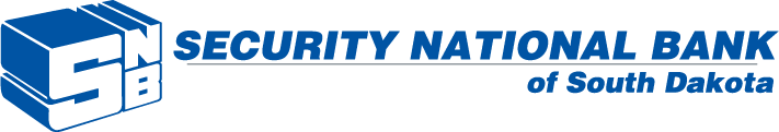 The Security National Bank of Sioux City logo