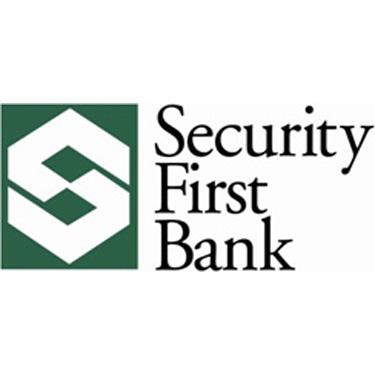 Security First Bank logo