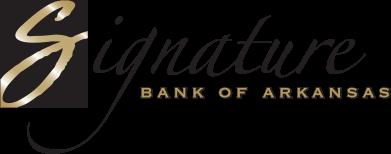 Signature Bank of Arkansas logo