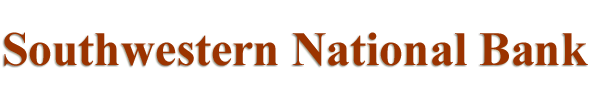 Southwestern National Bank logo