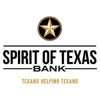 Spirit of Texas Bank logo