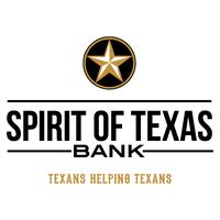 Spirit of Texas Bank logo