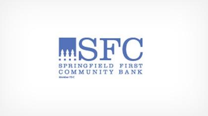 Springfield First Community Bank logo