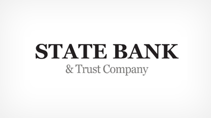 State Bank and Trust Company logo