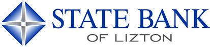 State Bank of Lizton logo