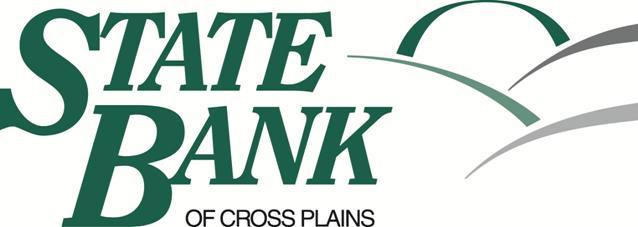 State Bank of Cross Plains logo