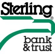 Sterling Bank and Trust logo
