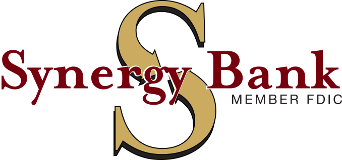 Synergy Bank logo