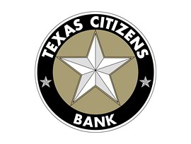 Texas Citizens Bank logo