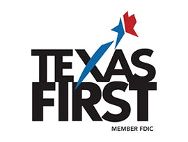 Texas First State Bank logo