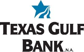 Texas Gulf Bank logo
