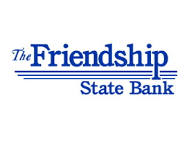 The Friendship State Bank logo