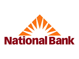 The National Bank of Blacksburg logo