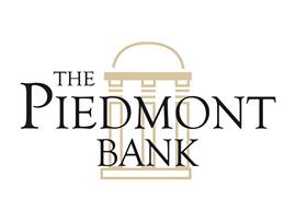 The Piedmont Bank logo