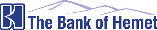 The Bank of Hemet logo