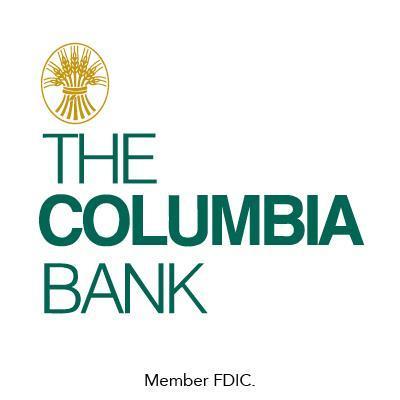 The Columbia Bank logo