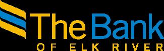 The Bank of Elk River logo